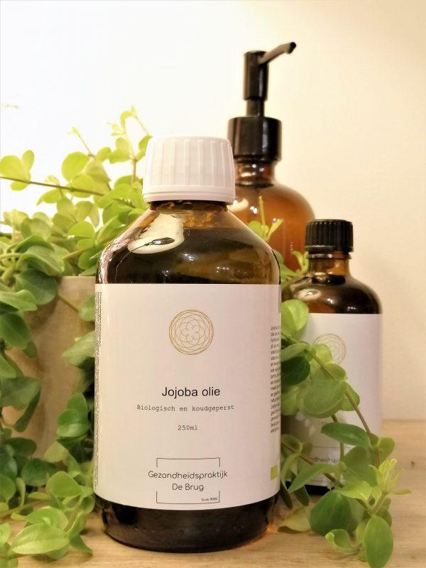 Biologische jojoba olie
