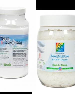 Magnesium tegen stress pakket