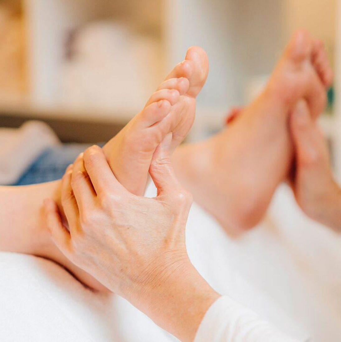 voetreflexologie leuven